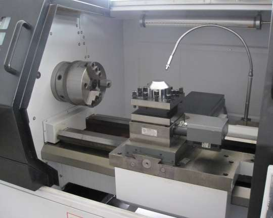 Daily maintenance of CNC lathes
