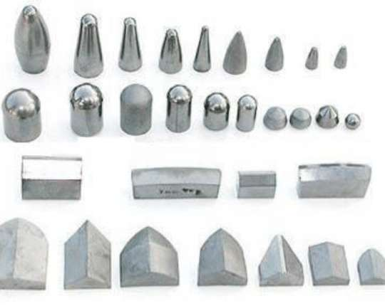 Features And Preparation Of Tungsten Carbide Mining Tool